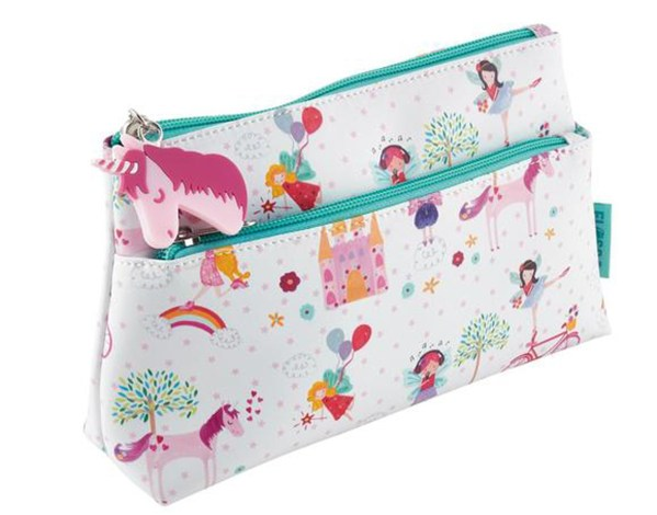 Childrens Unicorn utility washbag-0