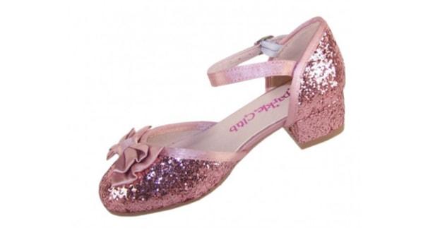 dusty pink - low heel (COM)