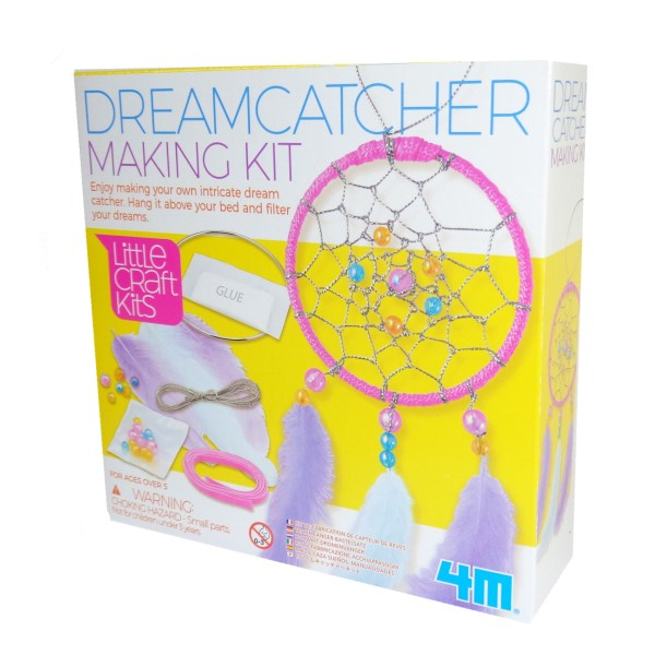 Childs dream catcher craft kit-0
