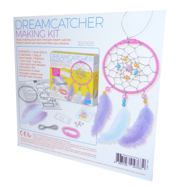 Childs dream catcher craft kit-6580
