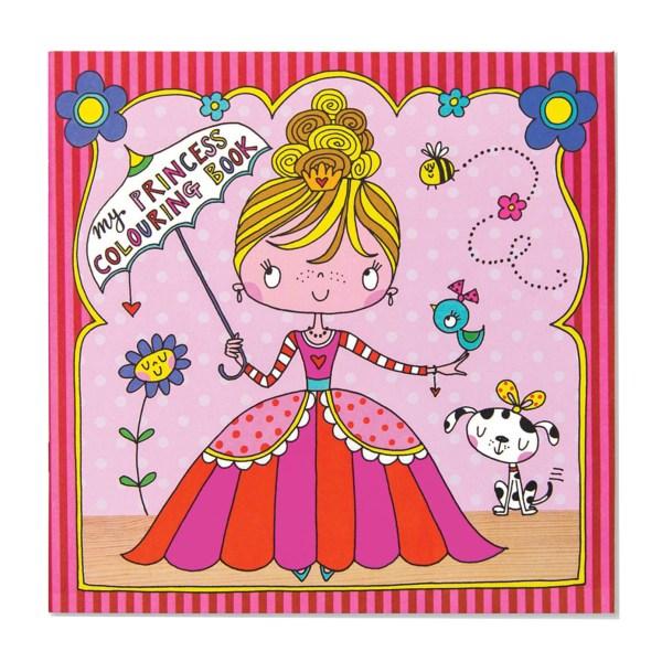 Princess Colouring Book-0
