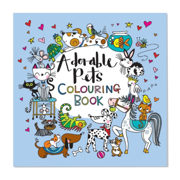Pets Colouring Book-0