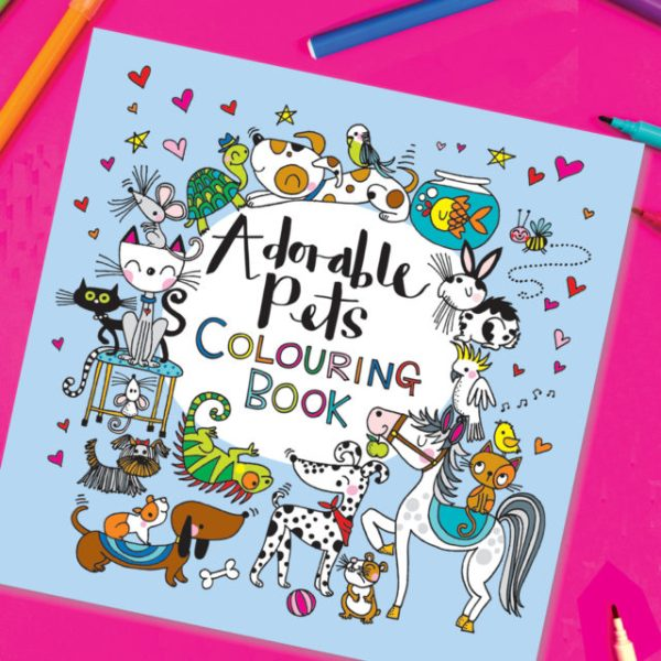 Pets Colouring Book-6587