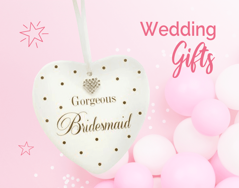 Flower Girl and Bridesmaid Gifts
