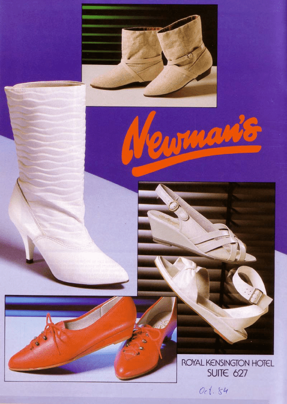 Newman's Shoes