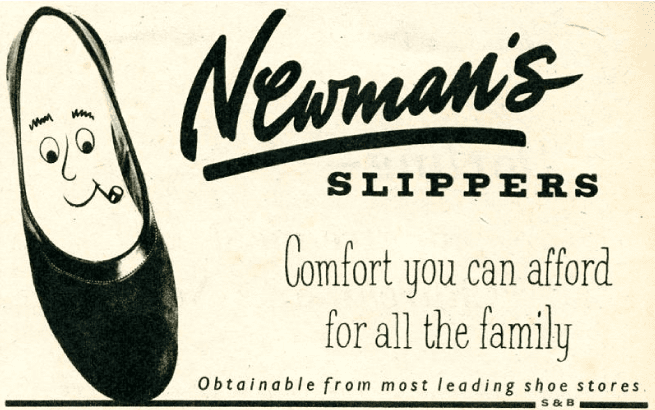 Newman's Slippers
