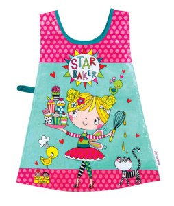 Young child's 'Star Baker' fairy tabard apron