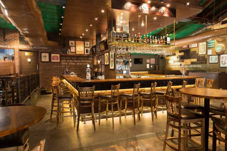 The Irish House, Lower Parel