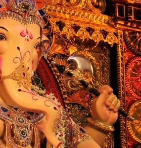 Cover Image for Ganpati in Mumbai featuring Khetwadicha Raja