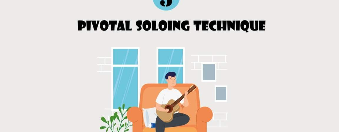 Guitar Arpeggio Pivotal Soloing Technique