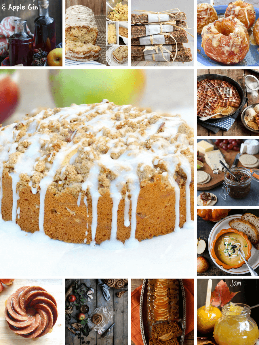 12 Beautifully Inspiring Autumn Apple Recipes