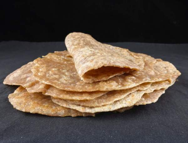 Wholegrain Spelt Tortillas (made with spelt flour)