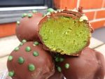 St Patrick's Day Chocolate Truffles