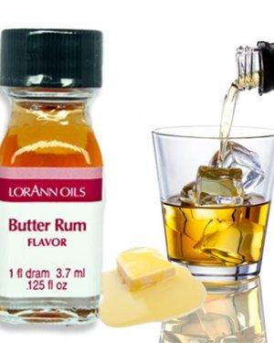 Butter Rum Flavor