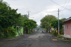 Typical village