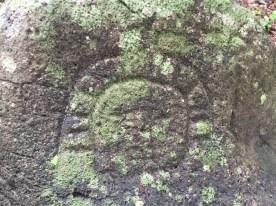 Petroglyph - face