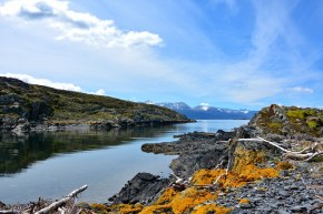 The Beagle Channel, Argentina