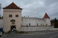 The castle in Kežmarok