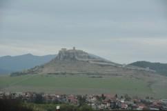 Imposing Spišský Castle