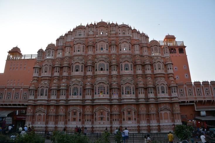 Front side Hawa Mahal