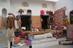 Tradtional fabrcis shop