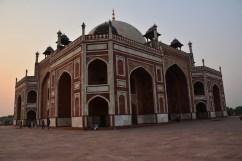 The grand mausoleum
