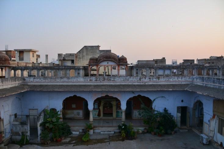 Brahmin's temple