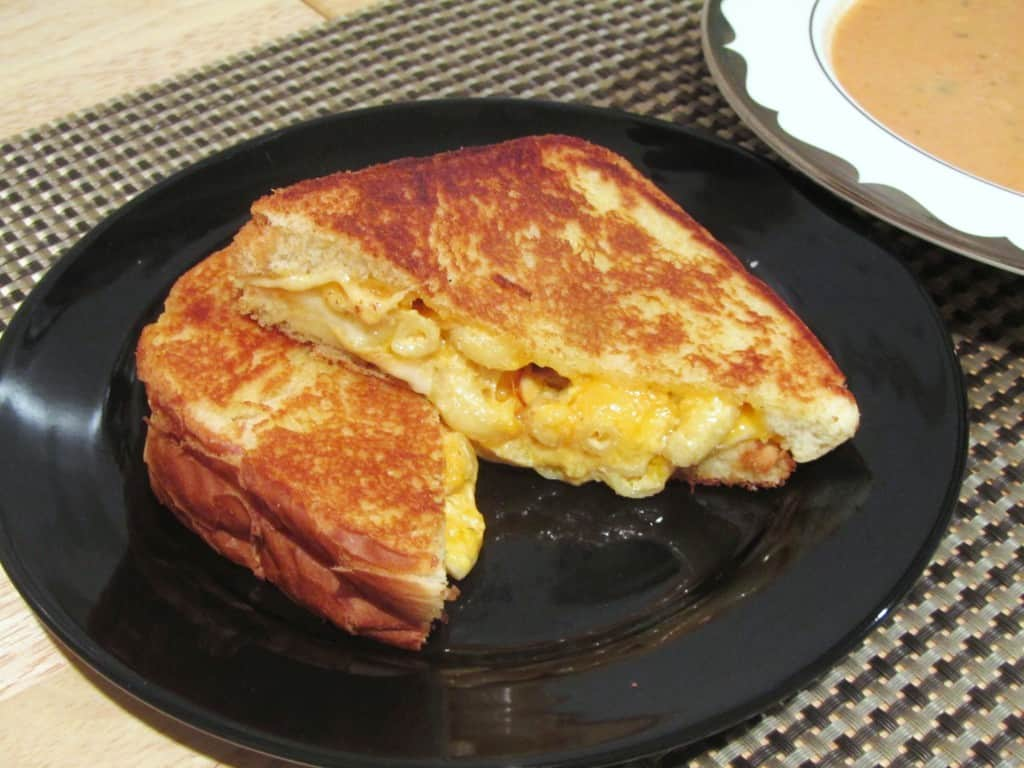 Texas Sandwich Toast Grilled Cheese