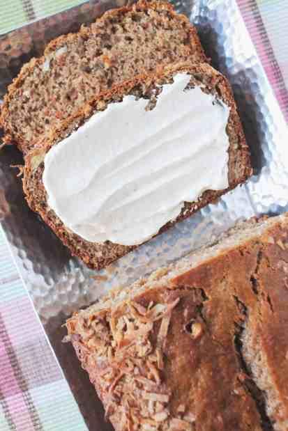 Carrot Cake Banana Bread 3