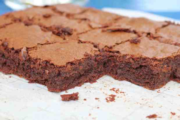 Mexican Brownies 4