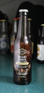 Kroger Private Selection Creamy Ginger Root Beer