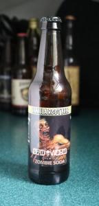 Dead World Zombie Soda Vanilla Root Beer