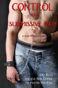 Control Your Submissive Boy