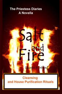 Salt and Fire House Cleansing Rituals