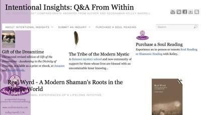 Soul Intent Arts Pagan Blog