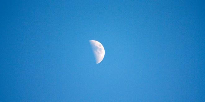 Pagan Blog moon