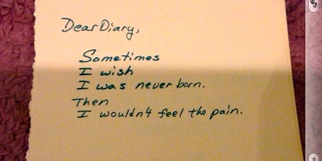 Bully Diary 7