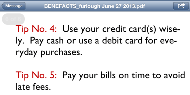 Financial tips 4 and 5
