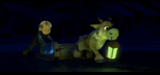 kristoff's parents