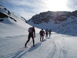 Arctic Circle Race in Greenland