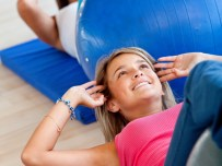 Circuits, spinning, zumba, pilates, bums & tums etc. Only £1 per class at The Sands Centre