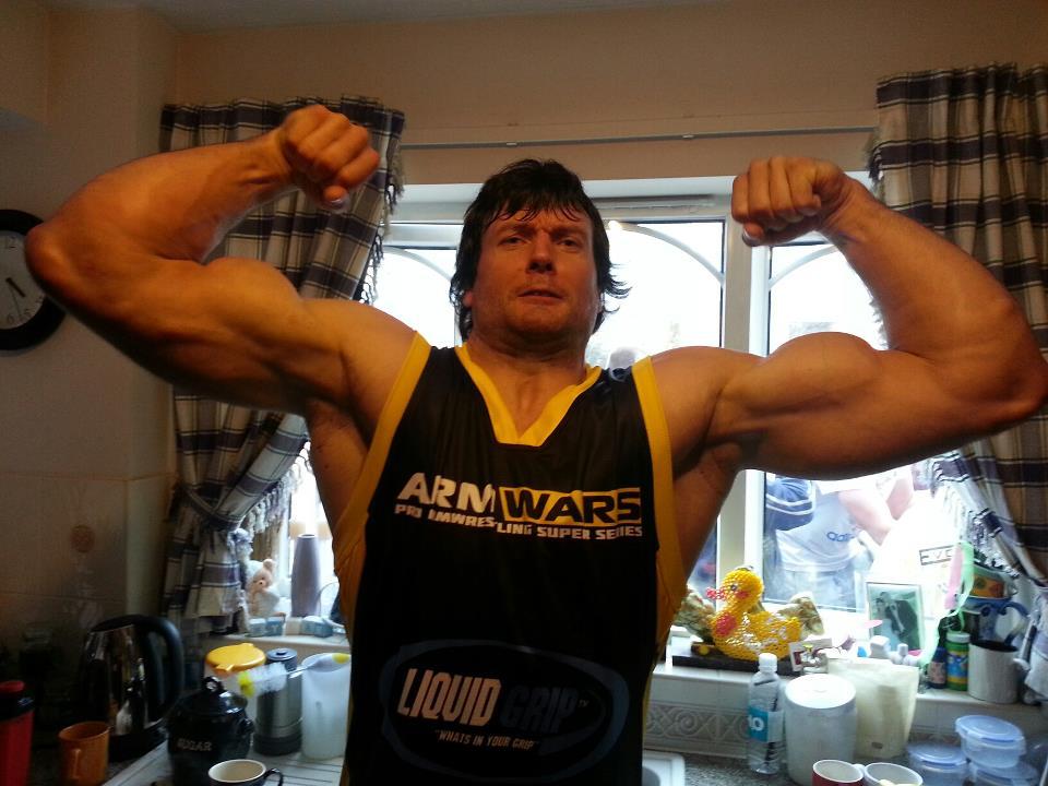 Devon Larratt: Arm Wrestler, Net Worth, Record, Workout, Arm Size - THE SPORTS ROOM