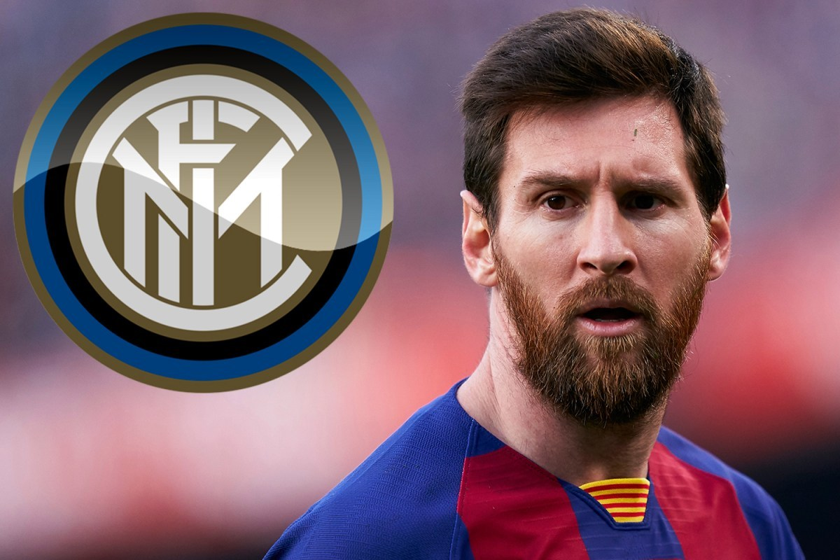 Messi To Inter Milan- A rumor worth a staggering € 260 million - THE SPORTS ROOM