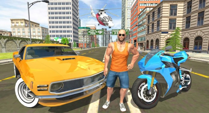 5 best games similar to Grand Theft Auto on mobile phones - THE SPORTS ROOM