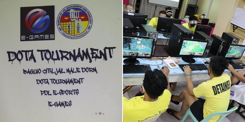 Rehab through Esports: Philippines jail hosts DotA tournament for inmates - THE SPORTS ROOM