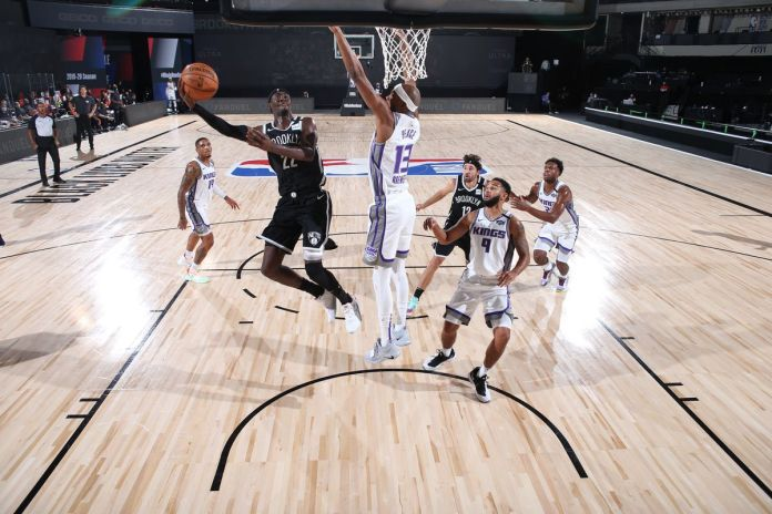 Nets were highly impressive vs the Kings in the NBA bubble.