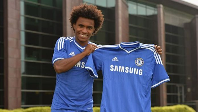 Willian confirms leaving Chelsea after 7 years at Stamford Bridge - THE SPORTS ROOM