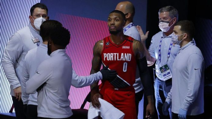 NBA Playoffs : Lakers vs Blazers
