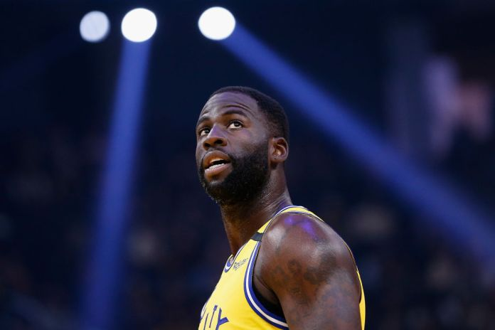 Draymond Green will be hoping to return to the court for the 2020-21 season.
