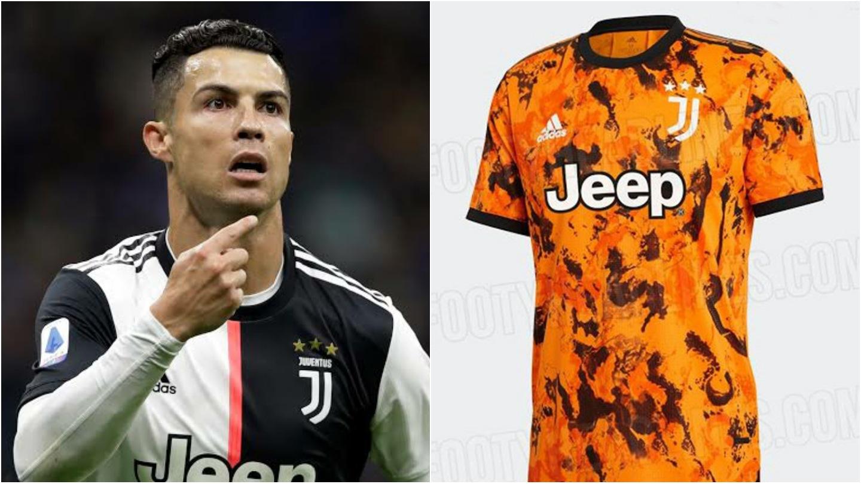 Ronaldo In A Hull Shirt Netizens Banter As Juventus Third Kit Leaks Online